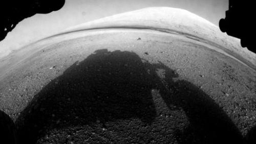 Hình ảnh Sao Hỏa gửi về từ tàu Curiosity - 1