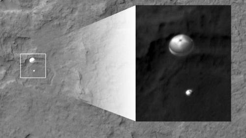 Hình ảnh Sao Hỏa gửi về từ tàu Curiosity - 3