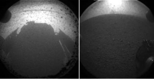Hình ảnh Sao Hỏa gửi về từ tàu Curiosity - 4