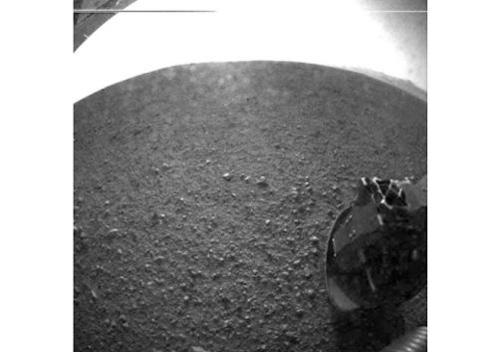 Hình ảnh Sao Hỏa gửi về từ tàu Curiosity - 5