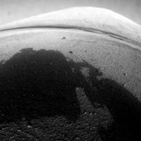 Hình ảnh Sao Hỏa gửi về từ tàu Curiosity