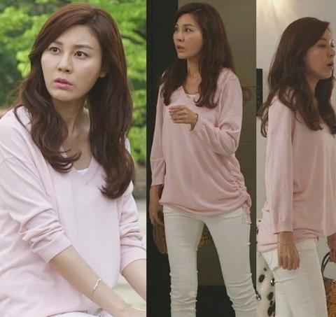 Mặc skinny jeans chuẩn như Kim Ha Neul - 3
