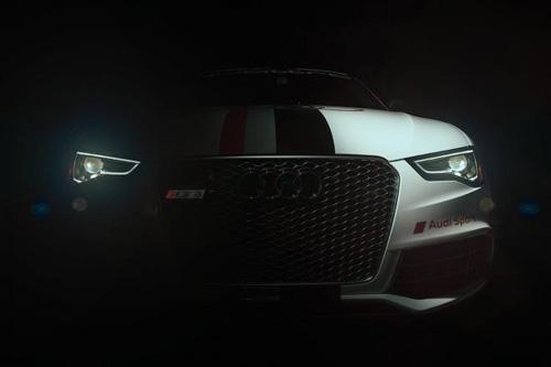 """Audi RS5 lộ ảnh """"nóng"""" - 1"""