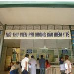 Sức khỏe đời sống - Viện phí tăng: Khốn khổ vì không có BHYT