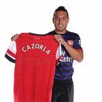 Bóng đá - Cazorla chính thức gia nhập Arsenal