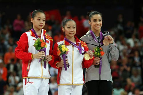 Cp nht Olympic: Trung Quc ni rng khong cch, Th thao, olympic 2012, olympic London, the van hoi olympic 2012, lich olympic 2012, lich thi dau lympic 2012, bang xep hang olympic 2012, bang xep hang huy chuong olympic 2012, ket qua thi dau olympic 2012, video olympic 2012, the thao, tin the thao 24h
