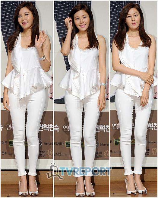 Mặc skinny jeans chuẩn như Kim Ha Neul - 6