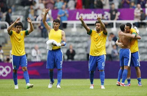 Brazil: Giải lời nguyền Olympic? - 2