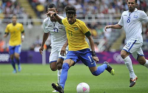 Brazil: Giải lời nguyền Olympic? - 1