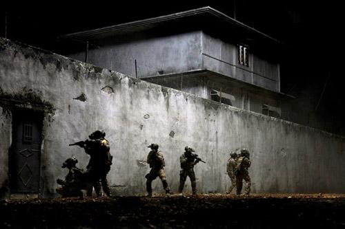 Kịch tính phim truy sát Bin Laden - 2