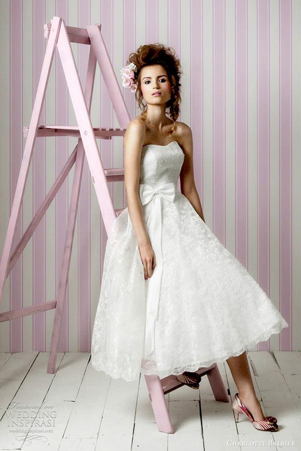 Chọn váy cưới cho cô dâu lùn - 12