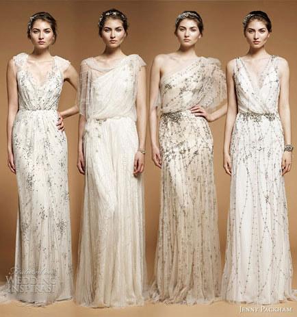 Chọn váy cưới cho cô dâu lùn - 8