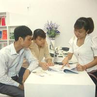 Người đi làm đau đầu tìm nơi học tiếng Anh!