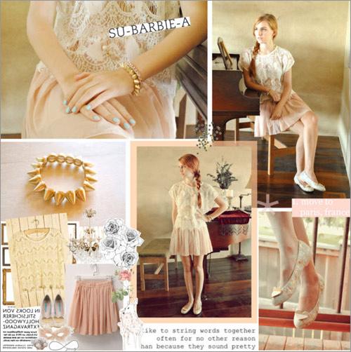 3 phong cách với kiểu váy xòe ấn tượng - 4