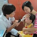 Sức khỏe đời sống - Miền Bắc: Bệnh đau mắt đỏ có thể thành dịch