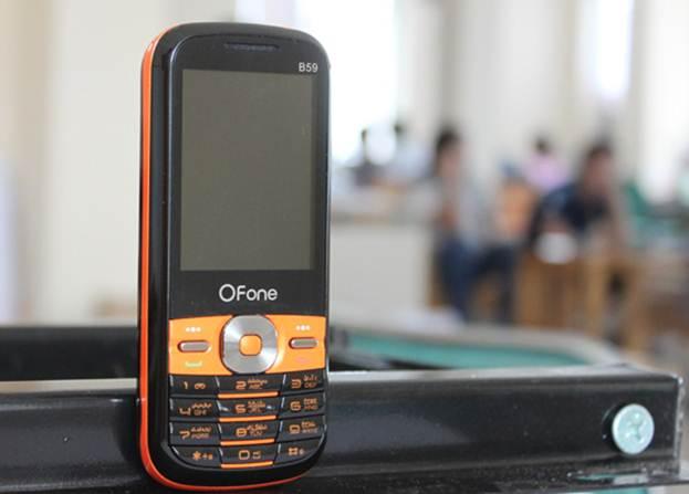 Ofone B59 – Điện thoại giá rẻ pin khủng - 1