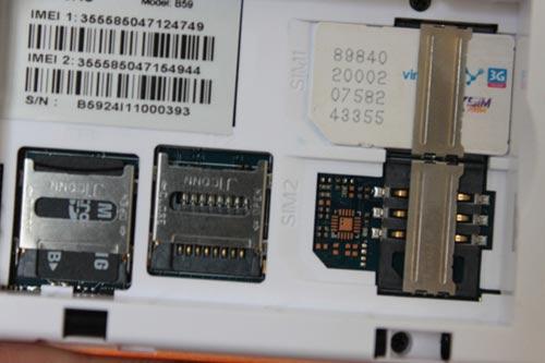 Ofone B59 – Điện thoại giá rẻ pin khủng - 4