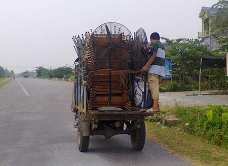 Phong cách Giao thông chỉ ở Việt Nam (4) - 3