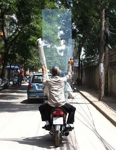 Phong cách Giao thông chỉ ở Việt Nam (4) - 6
