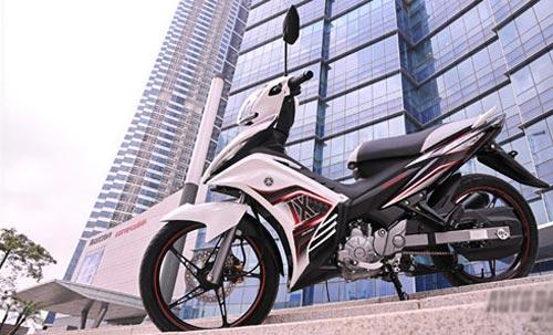 Top 5 xe máy côn tay giá dưới 50 triệu đồng - 1