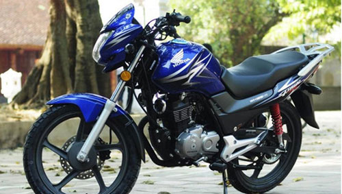 Top 5 xe máy côn tay giá dưới 50 triệu đồng - 5
