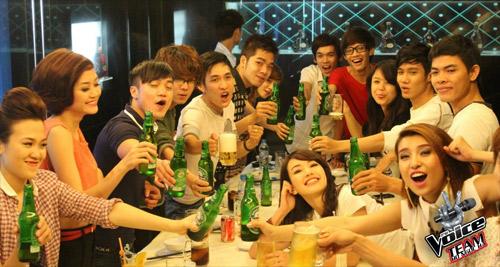 14 thí sinh xuất sắc đội Hà Hồ - 10
