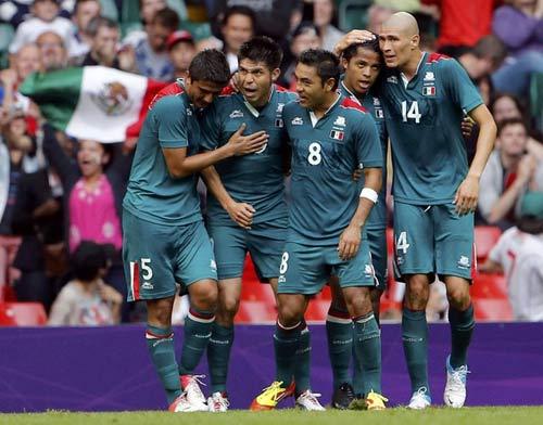 """Brazil – Mexico: """"Kinh điển"""" ở Olympic - 2"""
