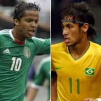 """Brazil – Mexico: """"Kinh điển"""" ở Olympic"""