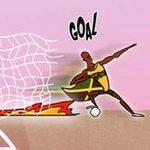 Bóng đá - Biếm họa: Usain Bolt ra mắt Sir Alex Ferguson