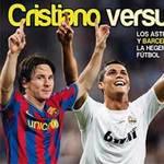 Bóng đá - Ronaldo có nhiều fan ủng hộ hơn Messi