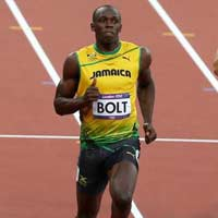Usain Bolt khng th ph k lc 200m