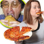 Phi thường - kỳ quặc - Những người có thói quen ăn uống kỳ lạ