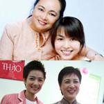 Thời trang - Sao Việt thừa hưởng gen xinh đẹp từ mẹ