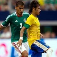 Brazil – Mexico: Vàng ơi, đến đây!