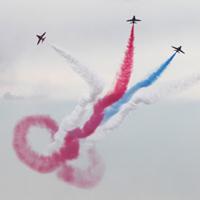 Ấn tượng màn trình diễn của không quân Nga