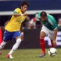 TRỰC TIẾP Brazil – Mexico (KT): Xứng đáng