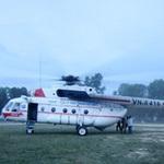 Tin tức trong ngày - Hà Tĩnh: Đi cấp cứu bằng máy bay trực thăng