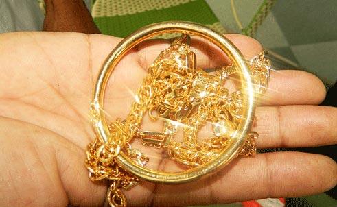 Dùng 6kg vàng giả đổi... 6 tỷ đồng - 1