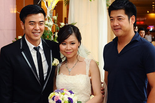 """MC Tuấn Tú """"hụt hẫng sau khi kết hôn"""" - 3"""