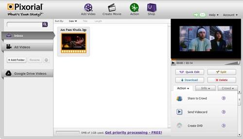 Top 5 dịch vụ trực tuyến xử lý video miễn phí - 3