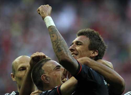 Bayern – Dortmund: Căng sức - 1