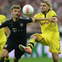 Bayern – Dortmund: Căng sức