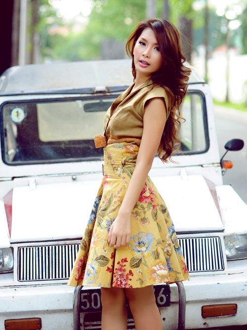 Sao Việt mặc gì xuống phố? - 5