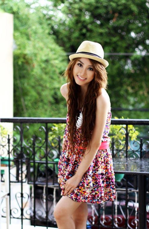 18 tuổi, Ngân Khánh được Việt kiều cầu hôn - 2