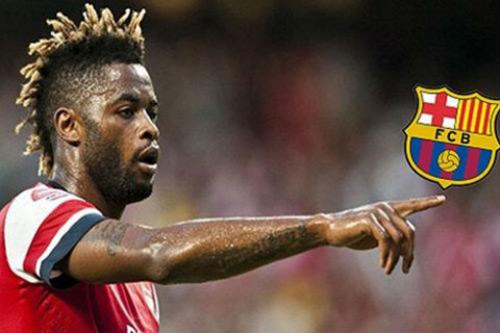 Arsenal: Chọn ai thay Alex Song? - 1