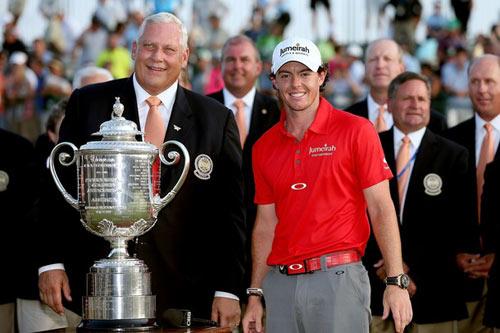 Rory McIlroy đăng quang PGA Championship: Chiến thắng để trở lại - 2