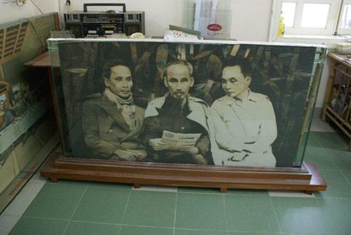 Người sáng tạo tranh cát đầu tiên tại Việt Nam - 2
