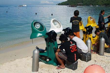 Kota Kinabalu (Malaysia) –Trải nghiệm phố cảng - 4