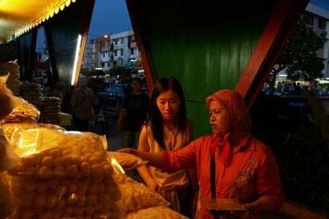 Kota Kinabalu (Malaysia) –Trải nghiệm phố cảng - 9
