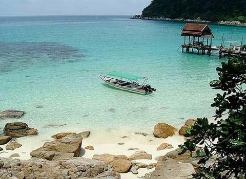 Thơ mộng Đảo Rồng Tioman (Malaysia) - 3